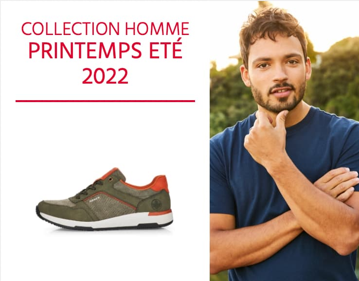 Chaussure pour homme